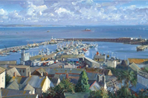 Cornwall-Landscapes-Bernard-Evans-Art-Investment