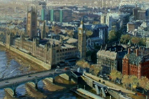 London-Landscape-Bernard-Evans-Art-Investment